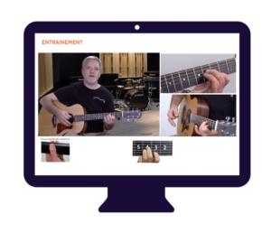 cours de guitare en ligne 2