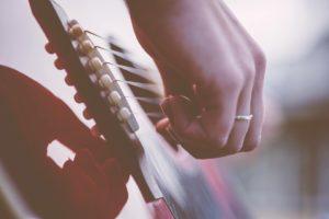 débutant à la guitare 1