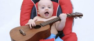 Les pouvoirs de la musique bébé
