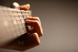 apprendre la guitare seul 1