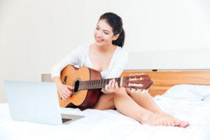 cours de guitare débutant 1