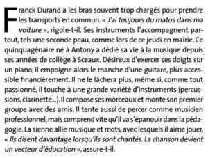 Franck Durand - cordes vocales Article partie 2