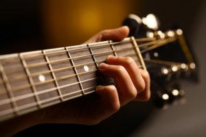 débuter la guitare 1