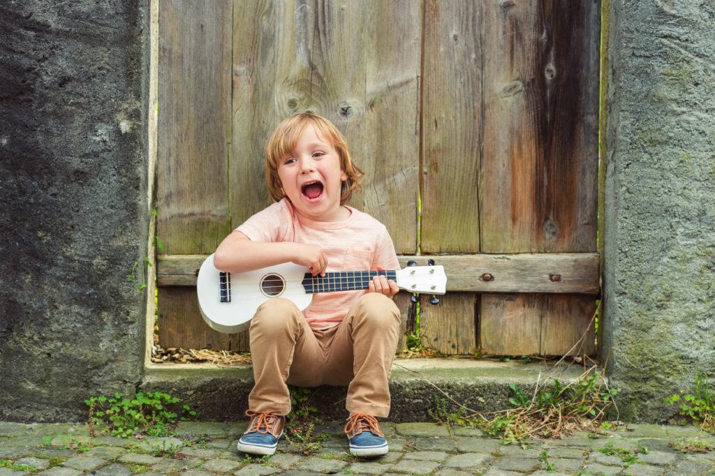 ukulélé pour chanter